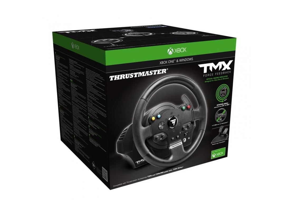 thrustmaster tmx force feedback. Black Bedroom Furniture Sets. Home Design Ideas