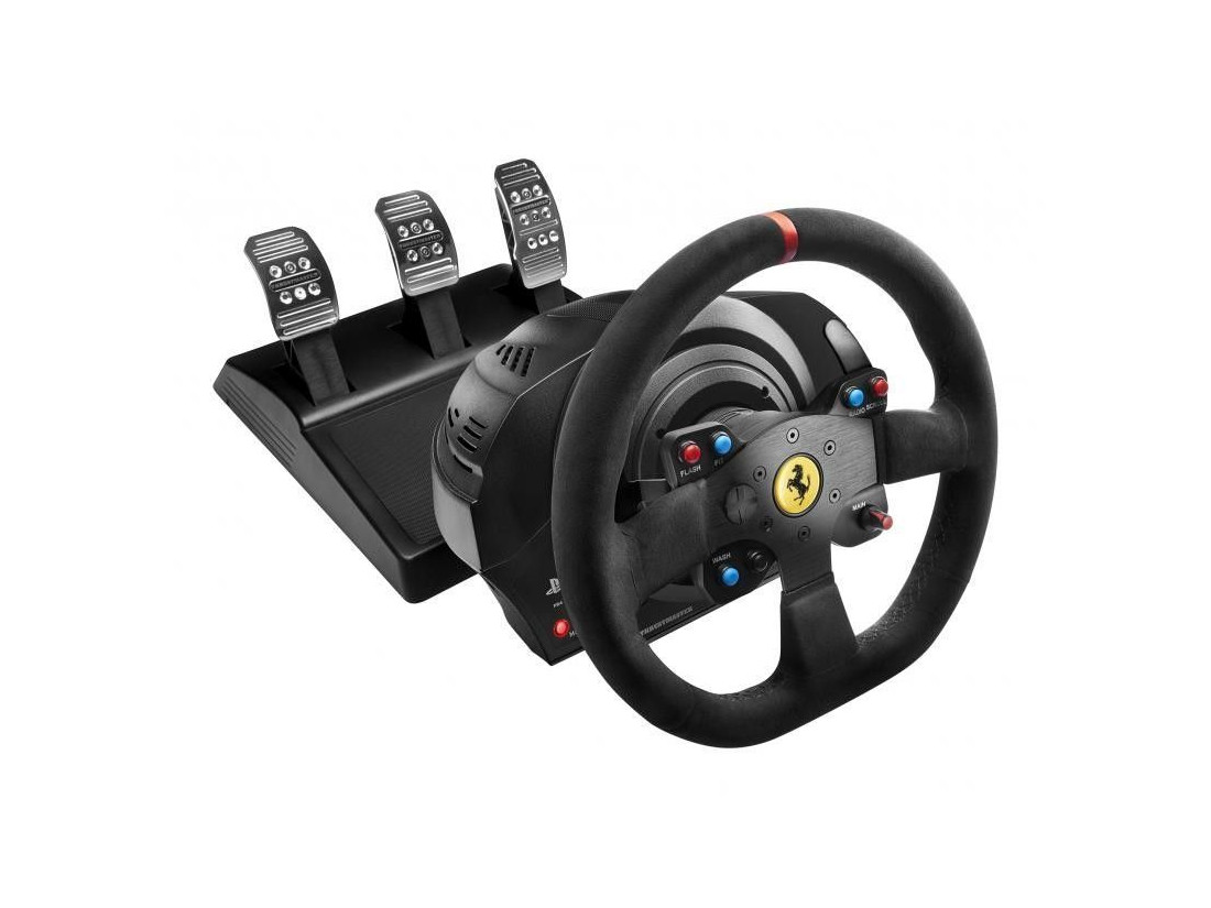 thrustmaster ferrari integral t300 alcantara edition. Black Bedroom Furniture Sets. Home Design Ideas