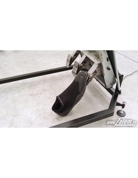 Stands V27 pedals invested in Zalem