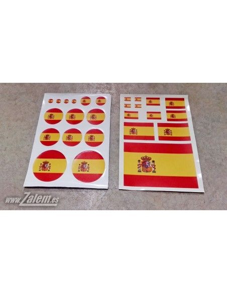 stickers SPAIN